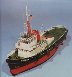 Train Truck, Nautical Art, Tug Boats, Boat Plans, Model Ships, Art Model, Sailing Ships, Statue Of Liberty, Aircraft