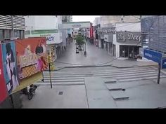 Peatonal Junín Ciudad de Corrientes Argentina