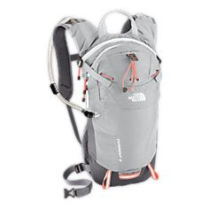 Hydration pack for hiking.