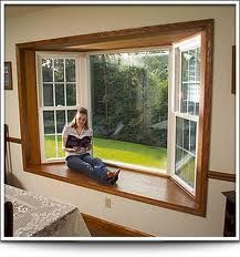 Talk to gerry if the girls will be able to use the window as back support