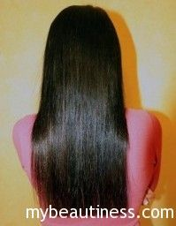 You can try to do homemade shiny hair treatment withgelatin with the effect of lamination. I suggest you decide which of gelatin mask recipe is better for you most of all. As choosing you should be guided by your hair type, color and degree of damage.