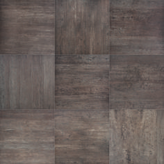 porcelain tiles from the Wood2 collection in Tobacco, by http://www.refin-ceramic-tiles.com/