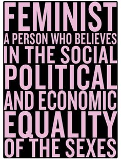 #feminism #definition