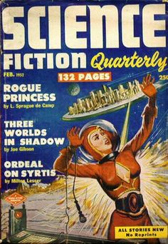 Science Fiction Quarterly 15