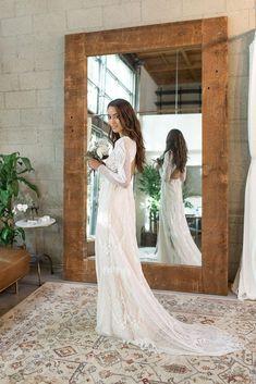 8eb8b6630690 SOHO | Grace Loves L Lace Silk, Grace Loves Lace, Bohemian Wedding Dresses,