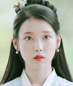 IU MoonLovers ScarletHeartRyeo Korean Actresses, Korean Actors, Korean Beauty, Asian Beauty, Iu Moon Lovers, Scarlet Heart Ryeo, Iu Hair, Divas, Korean Hanbok