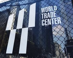 Pratana Coffee Talk: NY WORLD TRADE CENTRE NEW LOGO