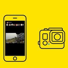 Nyt se tuli: GoPro kamerasta LIVE-kuvaa nettiin! Meerkat live-streamauspalvelu veti hynttyitä yhteen GoPro:n kanssa. Nyt voit jakaa kypäräkamerasi näkymän LIVEnä. #potkukelkkacom #meerkat #gopro #ios #fb