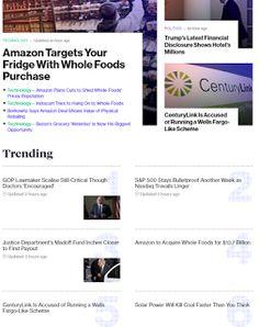 Jinkyu Kim`s Go Stocks: Amazon(아마존)이 매일 등장하는군요.