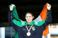 Irish boxer Katie Taylor, Ireland's world champion women boxing , is an amazing athlete and unstoppable as the world's top female boxer in the last three consecutive years. Female boxer Katie Taylor is actively pursuing her dream of making women's boxing an official Olympic sport for the first time in the history of the Olympic Games.