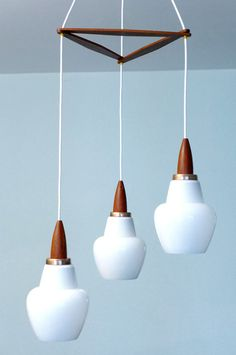 Classic danish midcentury contemporary ceiling ceiling lightby Svend