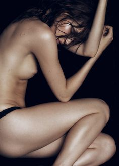 Anais Pouliot   Twin Magazine F/W 2011 by Lachlan Bailey