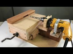 Diy Furniture Plans Woodworking - New ideas Diy Furniture Plans, Metal Furniture, Woodworking Workshop, Woodworking Projects, Workshop Layout, Furniture Painting Techniques, Carpentry Projects, Drill Press, Wood Tools