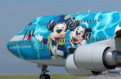 Now this ins a plane I would love to fly on!