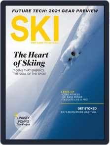 Ski (Digital) Subscription January 1st, 2020 Issue Ski Magazine, January 1, Skiing, Author, Personal Care, Digital, Ski, Self Care, Personal Hygiene