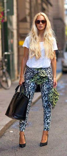 Street Style Spring 2014 #fashionweek