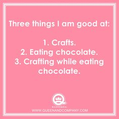 Crafting Humor, Scrapbooking Joke, Card Making Funny, Queen and Company Me Quotes, Funny Quotes, Qoutes, Sewing Humor, Quilting Quotes, Crochet Humor, Knitting Humor, Sewing Quotes, Scrapbook Quotes