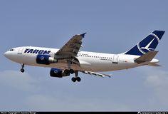 YR-LCA TAROM Airbus A310-325(ET)