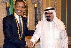 L'INSOPPORTABILE IPOCRISIA DELL'OCCIDENTE...Qualche giorno fa Obama ha lodato il