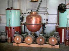 Caves de la Chartreuse - Distillerie des Pères Chartreux (sur la commune de Voiron)