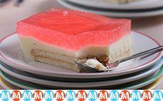 Κλασικό γλυκό με ζελέ, κρέμα και μπισκότα | Συνταγές | Η ΚΑΘΗΜΕΡΙΝΗ