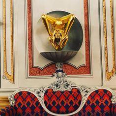 50 kg d'oro #katemoss secondo #marcquinn by leilasalimbeni