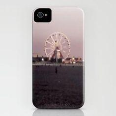 Ferris wheel iphone cover