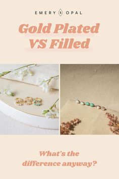 Gold Filled Earrings or Gold Plated Earrings? What's the difference anyway? #goldfilledjewelry #goldplatedjewelry #earrings Crystal Bracelets, Crystal Jewelry, Jewelry Cleaning Solution, Gifts For Your Sister, Jewelry Polishing Cloth, Healing Crystals, Gold Plated Earrings, Gold Filled Jewelry, Birthstone Jewelry