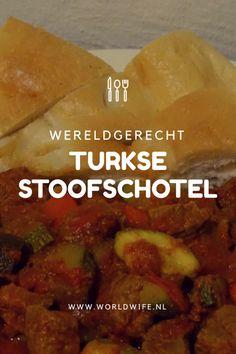 stoofschotel (recept) Turkse stoofschotel (recept) Turkse stoofschotel (recept) Nhoque de batata com almôndegas, molho de tomate e manjericão Healthy Slow Cooker, Quick Healthy Meals, Healthy Crockpot Recipes, Beef Recipes, Dutch Recipes, Turkish Recipes, Low Carb Vegetarian Recipes, Happy Kitchen, Chicken Pasta Recipes