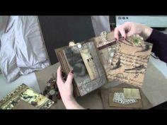 ▶ Kathy Orta Paper Bag Mini (Part Two) - YouTube
