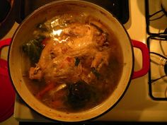 Chicken Broth Ketogenic
