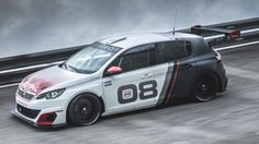 Peugeot 308 Racing Cup turns hot hatch into track machine [w/video]