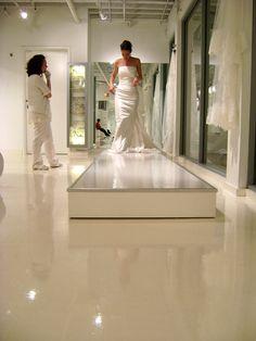 b1a44b9e84b retail space. Instore Marketing Voyage · Bridal Stores