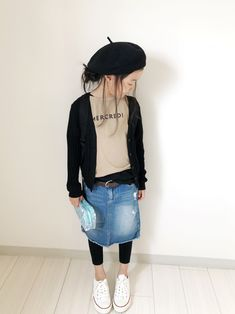 Style Outfits For Teens 31 Ideas For 2019 Fashion Kids, Winter Fashion Outfits, Little Girl Fashion, Trendy Fashion, Fashion 2016, Kendall Jenner Casual, New Dress For Girl, Hipster Crop Tops, Kawaii Fashion