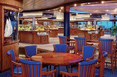 Jewel of the Seas - Windjammer Cafe