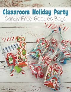 Classroom Christmas parties and gift exchanges are right around the corner. I have the perfect CANDY FREE gift for your little ones to share with their peers. Head over to the blog this morning for all the details.