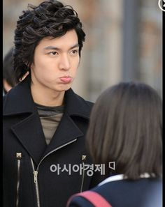Lee Min Ho in Boys Over Flowers