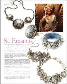 St. Erasmus at http://www.southasianbridemagazine.com