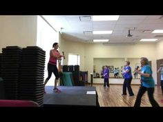 Zumba Gold Toning taught by Freedom Fitness instructor Breanna. The song is Jump in the Line from ZIN Mega Mix I do not own the rights to this song. Zumba Toning, Burn Calories, Burns, Basketball Court, Exercise, Dance, Songs, Teaching, Health