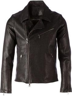 8feca0a8242e5  938, Giorgio Brato Biker Jacket. Sold by farfetch.com. Click for more