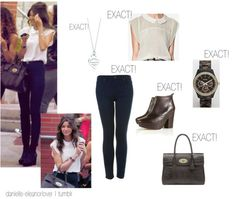 sorry for the eleanor calder spam... but i needed to pin her hair/Mulberry bag