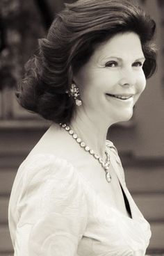 ready4royalty:  Queen Silvia