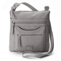 Rosetti Crossbody Bag, Women's, Med Grey
