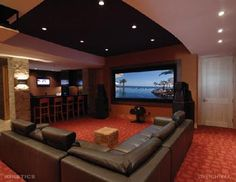 Theater On Pinterest Home Theaters Home Theatre And Theatre Rooms