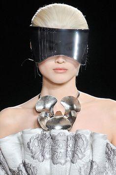 Alexander McQueen Necklace - Fall 2012 Accessory Trends - Harper's BAZAAR