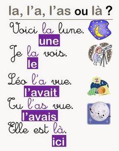 Voilà des affiches sur les homophones http://mamaitressedecm1.fr/?p=101