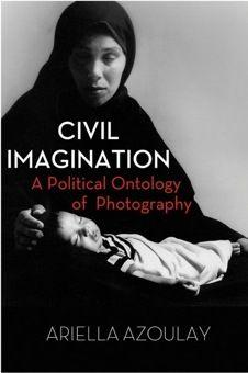 시민의 상상력: 사진의 정치학적 존재론   288pp   사진술 연구에 있어서 코페르니쿠스적 대변혁은 이미지가 어떻게 체제를 강화시키고 또한 체제에 저항할 수 있는지를 보여준다.  작가인 Ariella Azoulay는 이 책에서 사진술이란 최종산물인 사진을 변화시킬 수 없는 사건이자 만남이라고 쓴다. 사진을 생산하는 관행에 있어 이러한 초점의 변화는 ( 사진술 연구에 있어서 코페르니쿠스적 대변혁 ) 이미지가 어떻게 체제를 강화시키고 또한 체제에 저항할 수 있는지를 보여준다. Azoulay는 피사체와 관객의 매개에 대한 토론, 보여지는 대상에 대한 정치적 제한의 탈피, 상상력이 어디에서 정치적 한계를 돌파할 수 있는가와 같은 내용이 의도나 사진의 프레임을 대체해야 한다고 주장한다.Gaza나 the West Bank 점령지의 사진이 어떻게 팔레스타인의 재난을 인식하거나 부정할 수 있는지 보여주면서 Azoulay는 지배 체제에 대한 설명을 재구성한다...