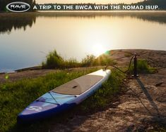 Paddle Board the Boundary Waters Canoe Area BWCA with the RAVE Sports Nomad iSUP. Read how to paddle and an outdoor guide's tips and experiences paddle boarding the boundary waters. Whitewater Kayaking, Canoeing, Boundary Waters, Sup Surf, Base Jumping, Canoe Trip, Paddle Boarding, Rock Climbing, Outdoor Camping