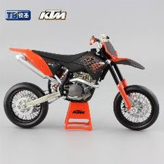 [ 44% OFF ] 1:12 scale kids Motorcycle KTM 450 350 SX-F09 MS R-09 off-road mountain motorcycle Diecast motorbike metal models race car toy