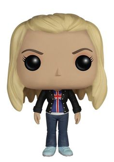 Doctor Who POP Vinyl Figure: Rose Tyler